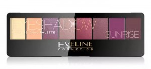 EVELINE EYESHADOW Paleta cieni do powiek 01 SUNRISE 9.6g