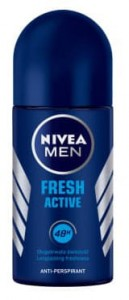 NIVEA MEN Fresh Active Antyperspirant w kulce 50 ml
