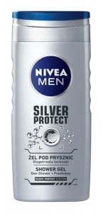 NIVEA MEN Silver Protect Żel pod prysznic 250 ml