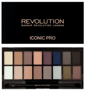 Makeup Revolution Salvation Palette Iconic Pro 2 - Paleta 16 cieni do powiek