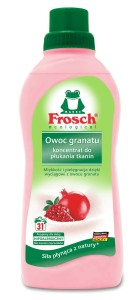 Frosch Koncentrat do płukania Owoc Granatu 750 ml