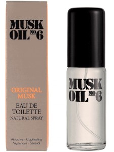 Gosh Musk Oil No 6 Woda toaletowa 30 ml