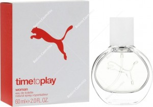 PUMA TIME TO PLAY WOMAN EDT 60 ML