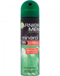 Garnier Men Mineral Extreme Antyperspirant 150 ml