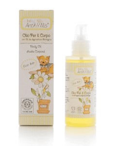 Anthyllis Baby Olejek do ciała 100 ml