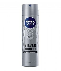 NIVEA MEN SILVER PROTECT 48H Dezodorant spray 150ml