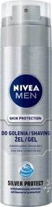 NIVEA MEN Skin Protection Żel do golenia 200 ml