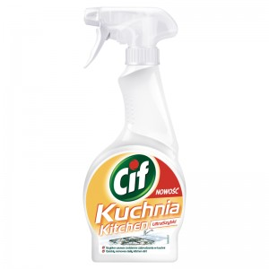 Cif UltraSzybki Kuchnia Spray 500 ml