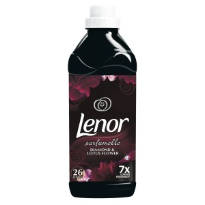 Lenor Diamond & Lotus Flower Płyn do płukania tkanin 26 prań 780 ML