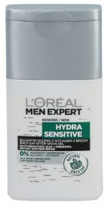 L'OREAL PARIS MEN EXPERT Hydra Sensitive Balsam po goleniu bez alkoholu 100ml