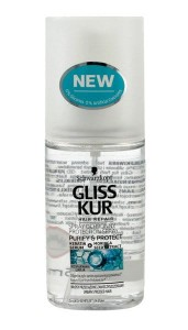 Gliss Kur Purify & Protect Spray ochronny do włosów 75ml