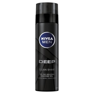 NIVEA MEN Deep Żel do golenia 200 ml