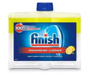 Finish Płyn do czyszczenia zmywarki LEMON 250 ml