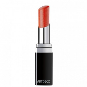 ARTDECO COLOR LIP SHINE KREMOWA POMADKA DO UST 14 SHINY TANGERINE