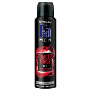 Fa Men antyperspirant w sprayu 48 h Attraction force 150 ml