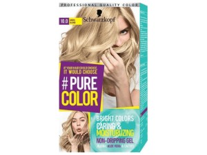 Schwarzkopf Pure Color Farba do włosów w żelu 10.0 Angle Blond