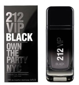 Carolina Herrera 212 VIP Men Black Woda perfumowana 100ml