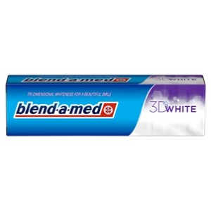 Blend-a-med 3D White Pasta do zębów 100 ml