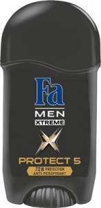 Fa Antyperspirant w sztyfcie Men 5 protect 50 ml