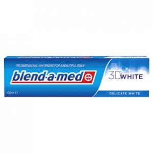 Blend-a-med 3D White Delicate pasta do zębów 100ml