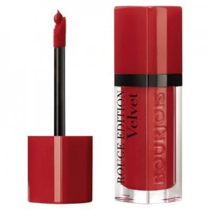 BOURJOIS ROUGE EDITION VELVET Pomadka do ust - 01 PERSONNE NE ROUGE! 7.7ml