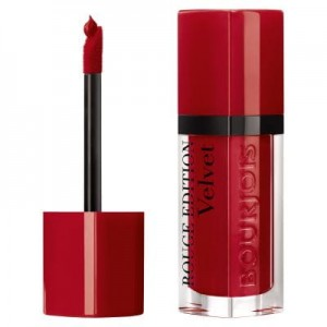 BOURJOIS ROUGE EDITION VELVET Pomadka do ust - 15 RED-VOLUTION 7.7ml
