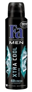 FA DEO SPRAY MEN XTRA COOL 150ML