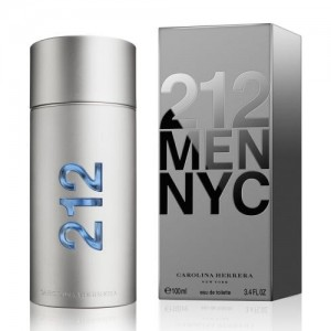 CAROLINA HERRERA 212 NYC Men woda toaletowa 100ml