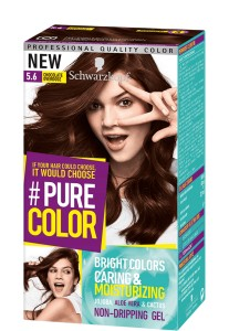 Schwarzkopf Pure Color Farba do włosów w żelu 5.6 Chocolate Praline