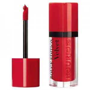 BOURJOIS ROUGE EDITION VELVET Pomadka do ust - 03 HOT PEPPER 7.7ml