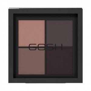 GOSH Paleta 4 w 1 Eye Xpression 001 Back to nature