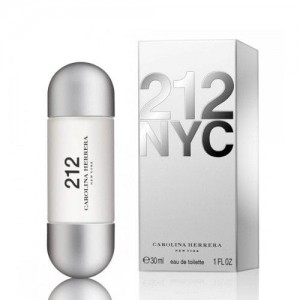 Carolina Herrera 212 NYC Woman Woda perfumowana 30ml