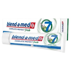 Blend-a-med Pasta do zębów Complete 7 Herbal 100ml