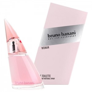 BRUNO BANANI WOMAN EDT Woda toaletowa 60ml