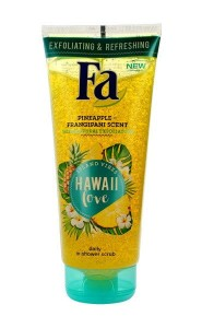 Fa Hawaii Love Peeling myjący do ciała 200ml